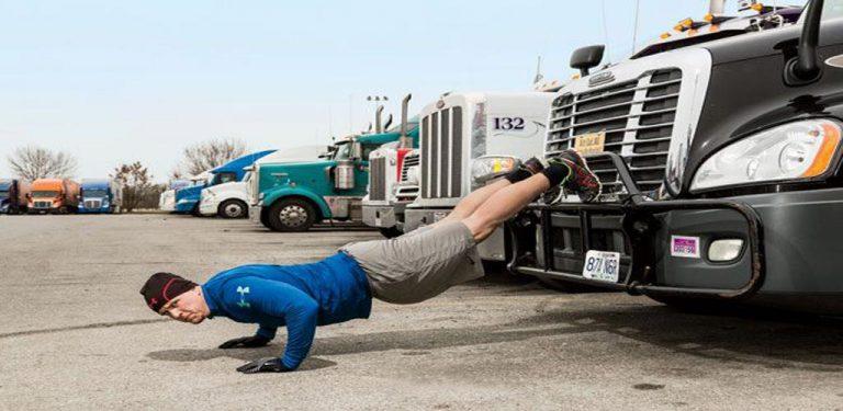 Truckers Exercise